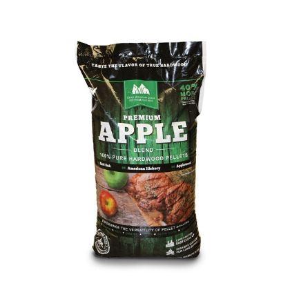 GMG Apple Premium parim toidupellet pelletgrillile