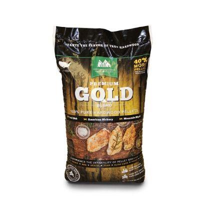 GMG Premium Gold segu grillpellet 12,7kg