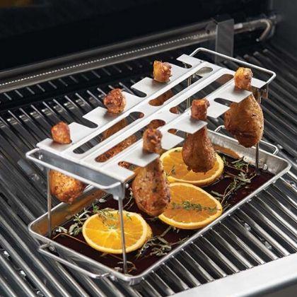 Broil King gaasigrill kanakoibade grillimine koivaalus tarvik kingitus grillisõbrale grilliguru