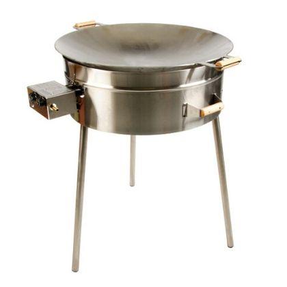 GrillSymbol PRO675 wokikomplekt vokipann grilliguru