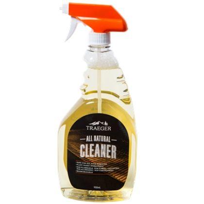 Traeger all natural puhastus gaasigrillile