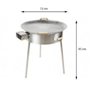 GrillSymbol PRO 720 välipann grilliguru