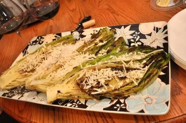 Grilled Lettuce - 111