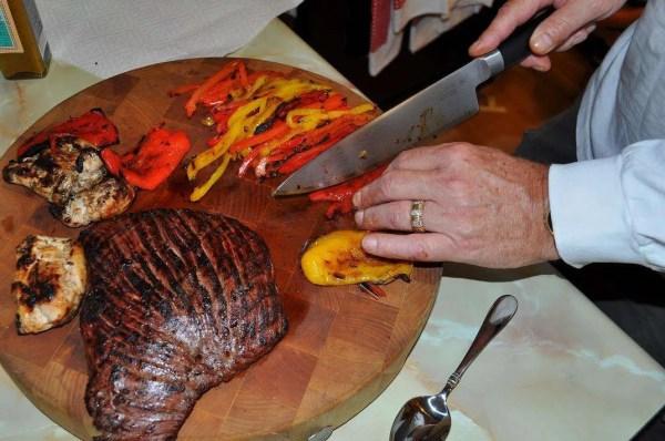 Grilled Steak Fajitas-11