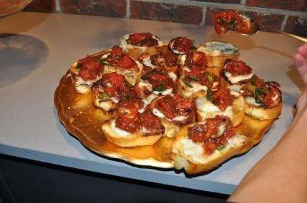 Grilled Bruschetta 14