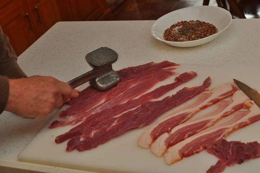 Bacon Tenderloin Pinwheels - 7