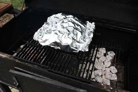 Grilled Bacon Cheddar Bread - 091