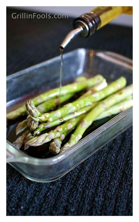 Balsamic Grilled Asparagus 3