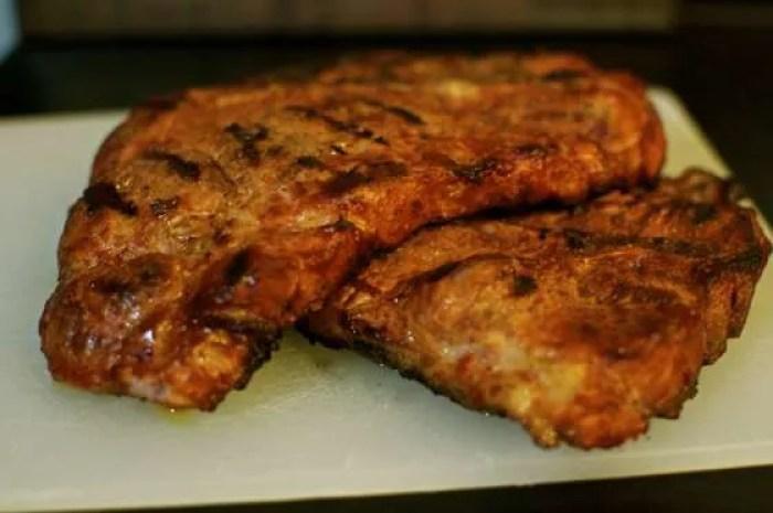 Chipotle Pork Steak Tacos - 117