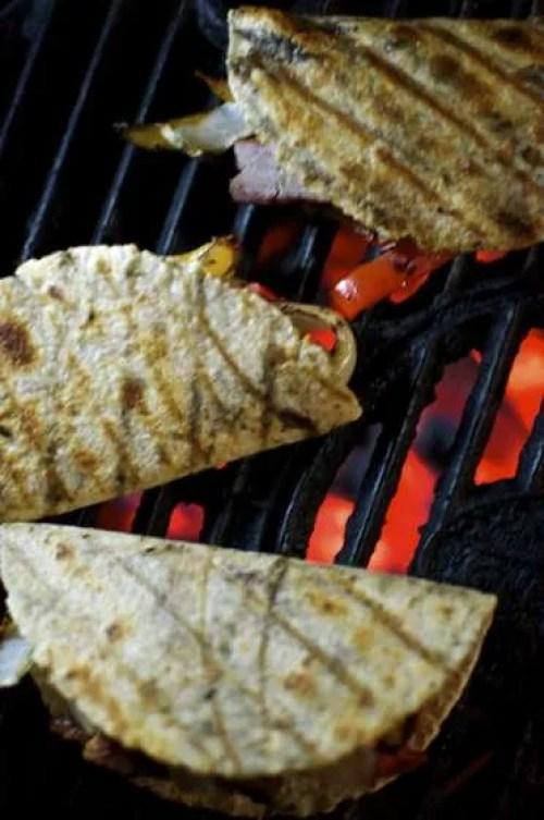 Chipotle Pork Steak Tacos - 189