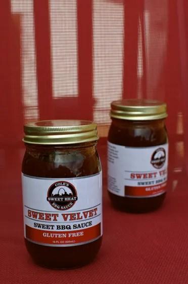 Cole's Sweet Velvet BBQ Sauce - 073