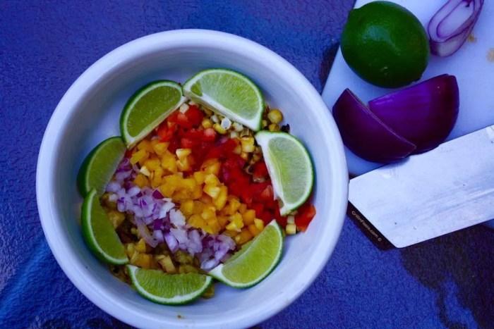Chipotle Pork Tacos with Lime Sour Cream - 32