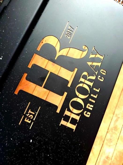 The Hooray Logo