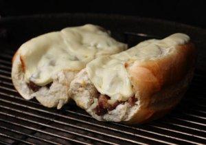 Grilled Ribeye Steak Sub