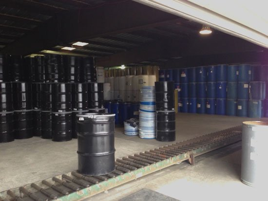 55 gallon drum supplier in baltimore maryland for a smoker build
