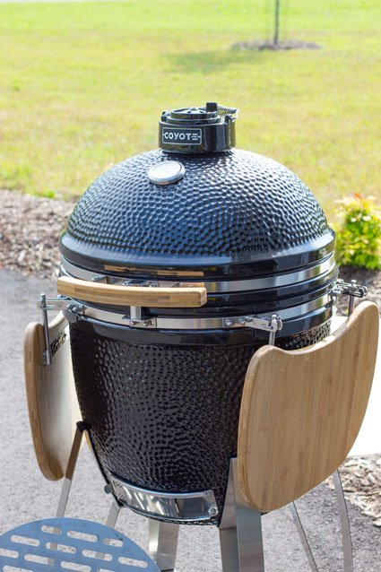 Coyote Asado Smoker - Assembly