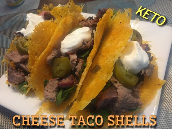 Keto Taco Shell Recipe