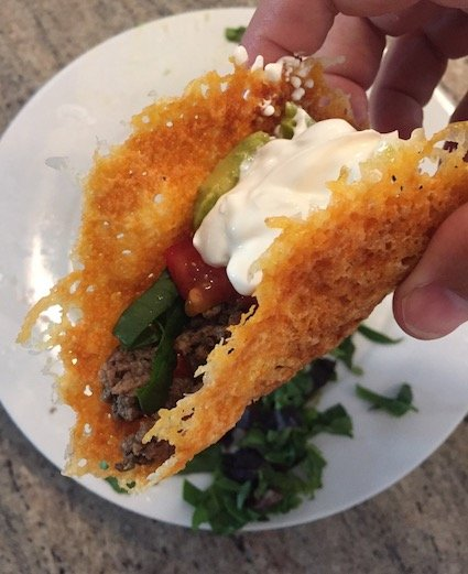 Taco Shell Keto Food