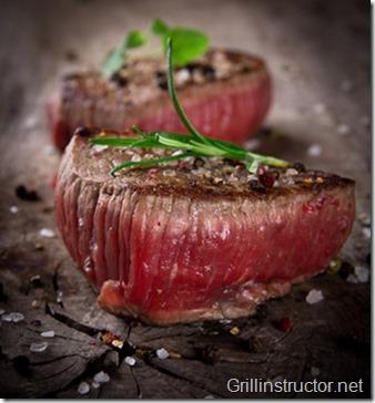 Grill-Mythen - blutiges Steak - ist es wirklich Blut?