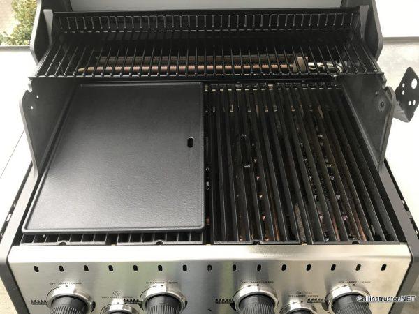 Billig Gasgrill Test : Billige gusseisen grillplatte im test