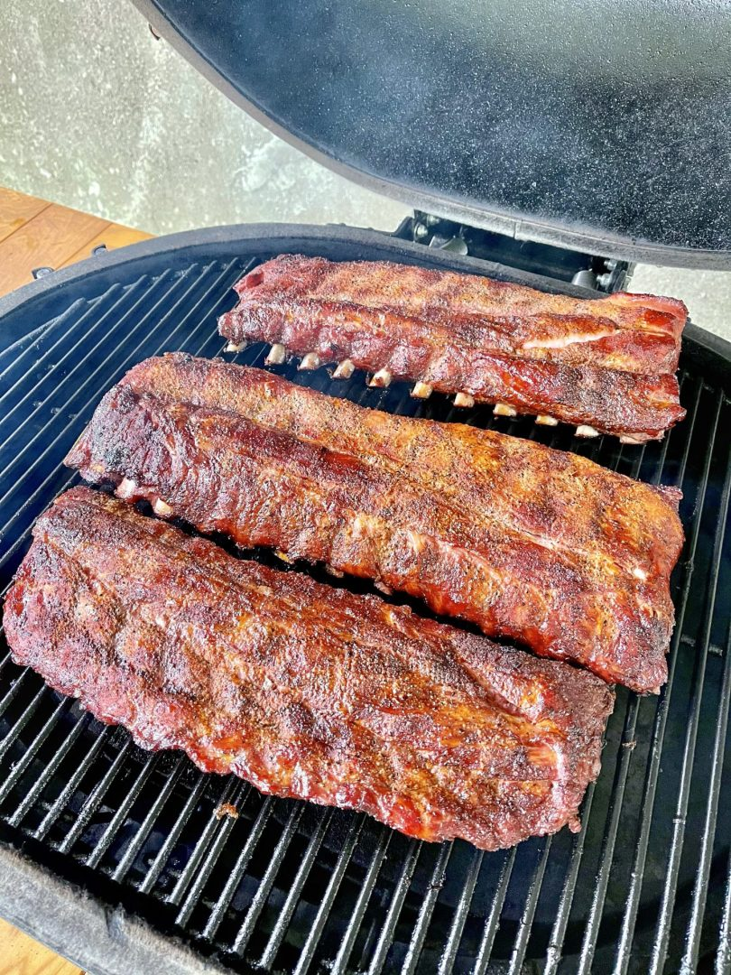 glazed ribs