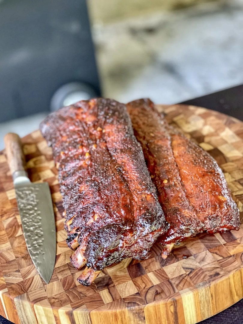sweet heat ribs