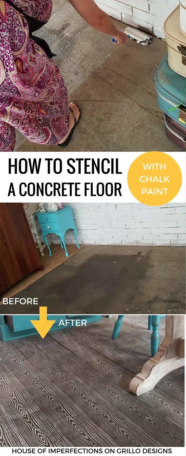 Decorating Concrete Floors