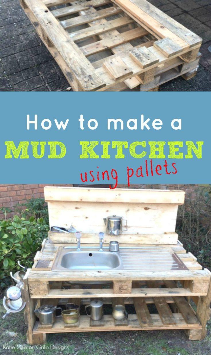 mud kitchen ideas for preschool - boisholz, Gartengerate ideen