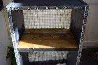 IKEA Hack: Industrial Kids Shelf With Toy Bed  Grillo Designs