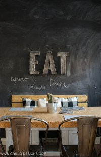 6 Steps To Creating The Perfect Chalkboard Wall  Grillo ...
