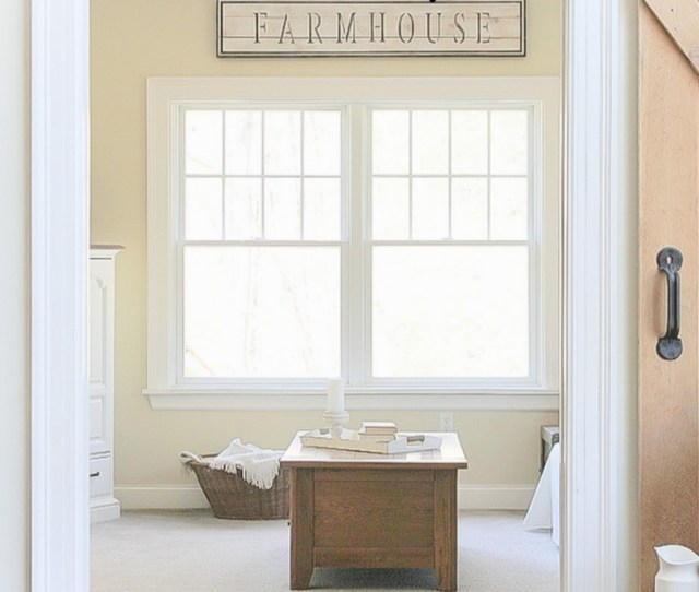How To Make A Diy Farmhouse Sign That Adds Character To Your Home Using Simple Craft