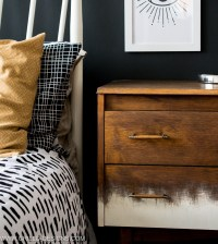 A Mid Century Dresser Makeover Tutorial - In 5 easy Steps ...