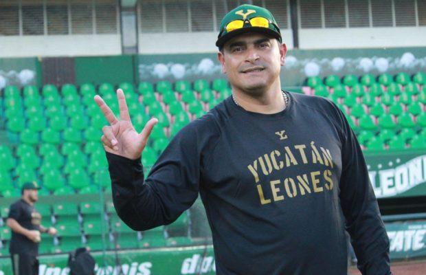Gerónimo Gil sustituye en el timón de los Leones a Luis Carlos Rivera
