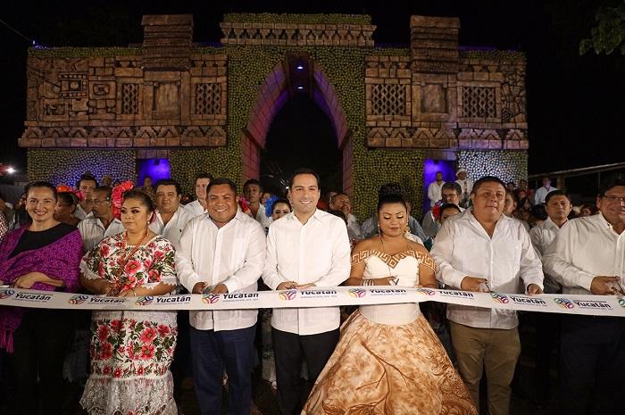 Mauricio Vila promueve las actividades productivas de los municipios de Yucatán