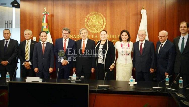 """Ivonne Ortega """"coquetea"""" con Movimiento Ciudadano, antes lo hizo con MORENA"""