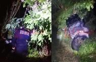 Una pareja muere al chocar contra un árbol, en la autopista Mérida-Cancún