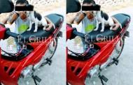 Un robo más en Cansahcab: Ahora se llevan una moto