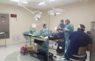 Realizan con éxito la primera cirugía en el Hospital General de Tekax