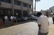 Desalojan a burócratas campechanos por el sismo registrado en Jamaica