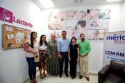 Inauguran ocho lactarios en las diferentes plantas de la empresa Bepensa