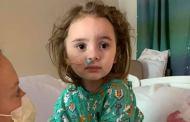 No vacunaron a tiempo a su hija y quedó ciega debido a una gripa