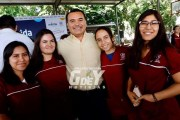Renán Barrera inicia el programa