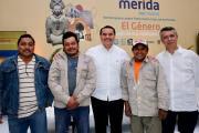 Inauguran el VIII Simposio sobre Patrimonio Cultural de Mérida