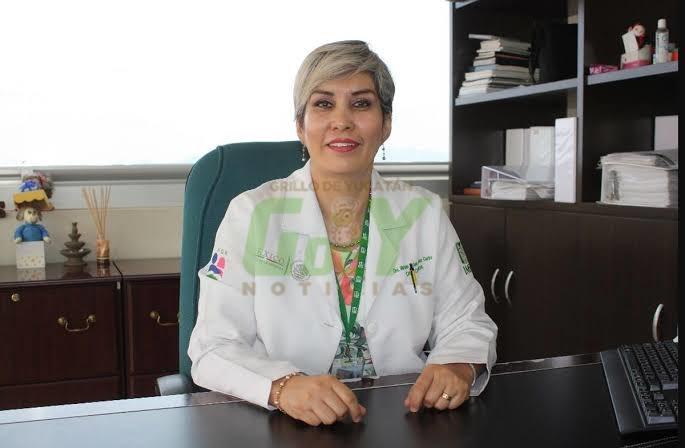 Una chilanga es la nueva delegada del IMSS en Yucatán