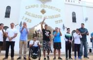Abren el estadio Salvador Alvarado tras remodelación en el que se invirtió más de 74 millones de pesos