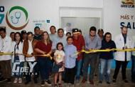 Inauguran un consultorio del programa