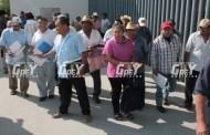 Ejidatarios de Seyé denuncian que empresarios los despojan de sus tierras