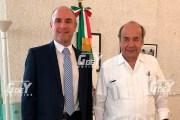 Mérida y Guatemala trabajarán juntos por nuevas acciones turísticas, afirma Renán Barrera