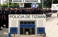 """""""Cargado"""" de droga fue a la policía de Tizimín, lo descubre y lo detenen"""