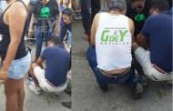 """Un herido grave en la """"Temaxeada"""": No había ambulancia"""